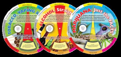 Gateway Drugs Information Wheel Package