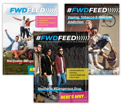 Forward Feed Magazine Package