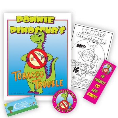 Donnie Dinosaur's Tobacco Trouble KidPak