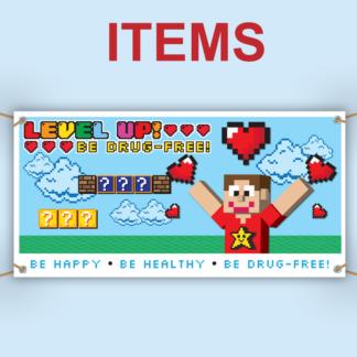 Red Ribbon Items