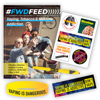 """Vaping, Tobacco & Nicotine Addiction"" FWDPak"