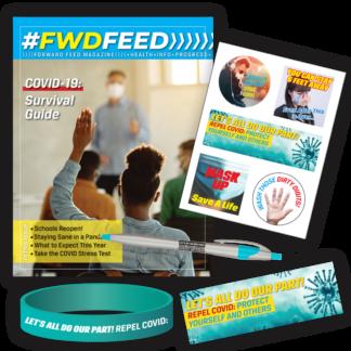 """""""COVID-19: Survival Guide"""" FWDPak"""