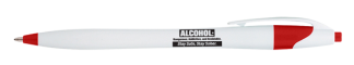 """Alcohol: Dangerous, Addictive and Avoidable"" Pen"
