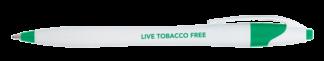 """Live Tobacco Free"" Pen"